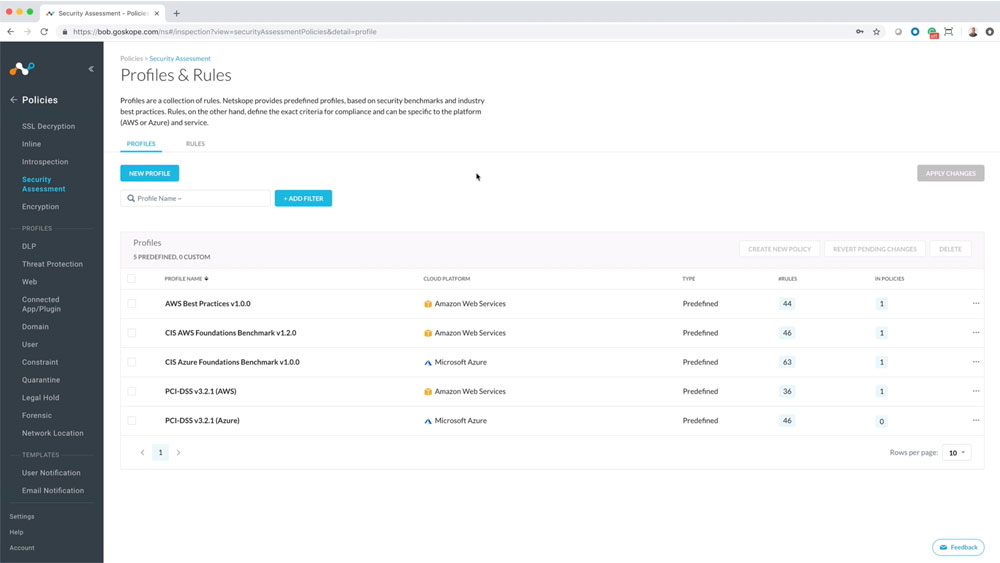 Cloud Security for IAAS - EveryCloud Security